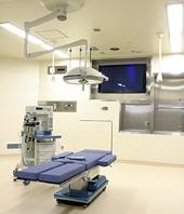 新横浜スパインクリニック手術室画像
